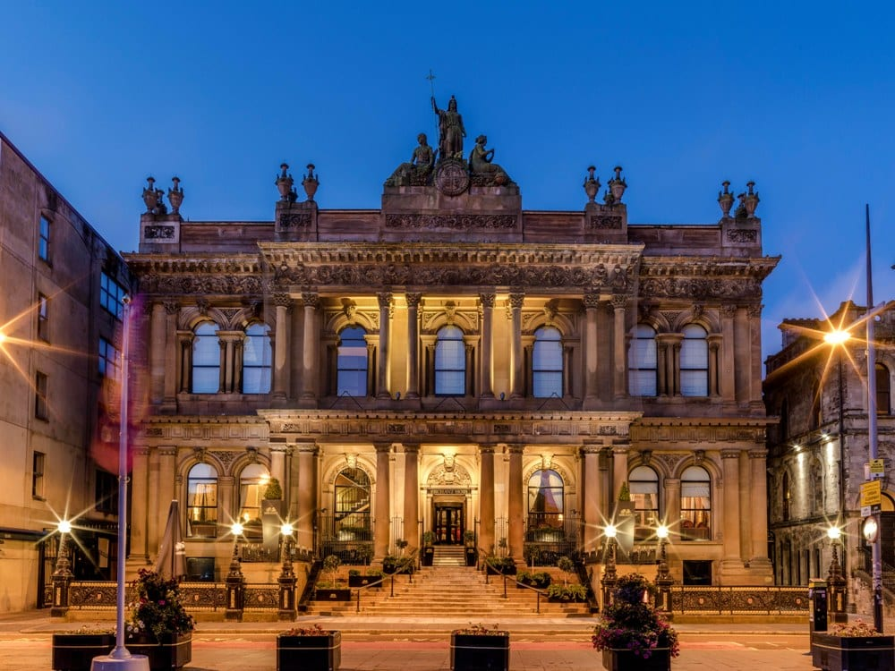Here are 5 Hotels in Belfast's Cathedral Quarter that are perfect for your city centre staycation