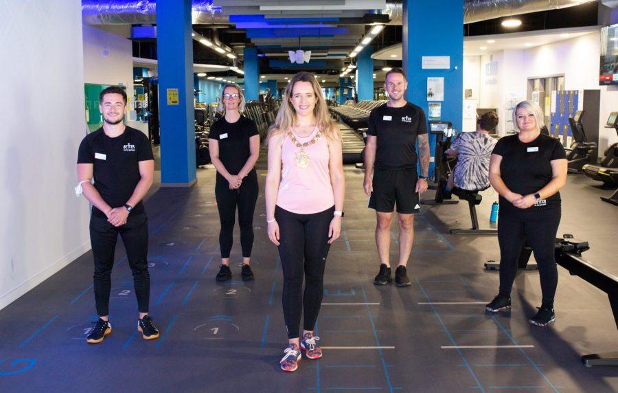 Belfast Fitness Challenge